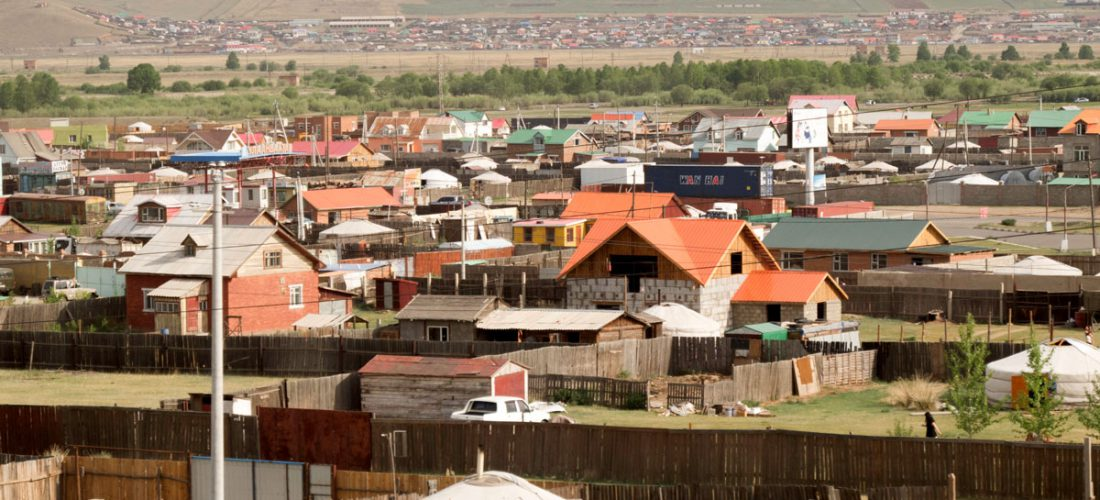 Ulaanbaatar, June 2015