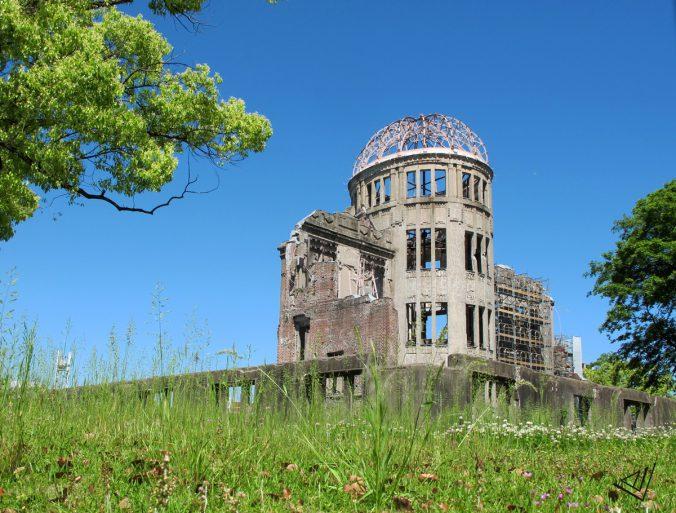 Domo de la Bomba-A, Hiroshima.